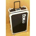 Road Case ATA in alluminio per Voyager